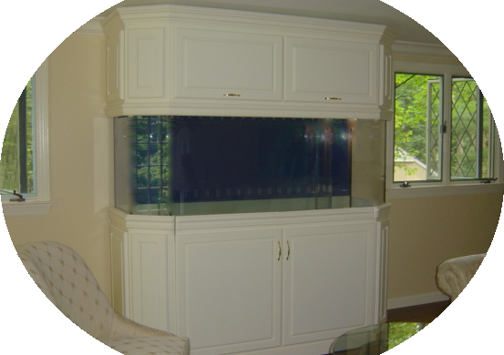 Aquarium Cabinetry