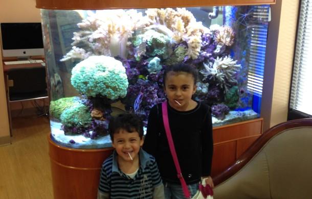 Aquarium Service for Children?